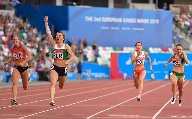 Tsimanouskaya subasta una medalla por 17.770 euros para ayudar a otros atletas
