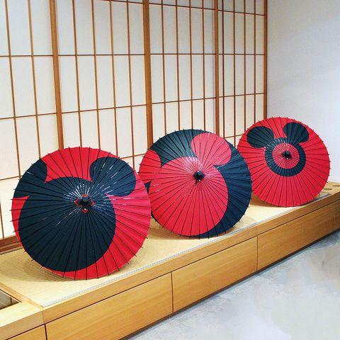 ディズニー京都伝統工芸シリーズ