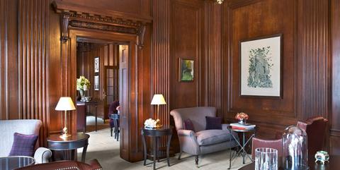 Interior design, Lighting, Room, Furniture, Ceiling, Interior design, Chandelier, Table, Floor, Light fixture,
