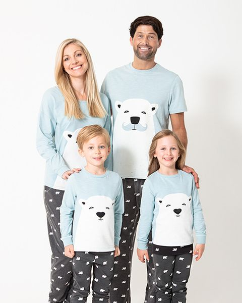 Family Christmas pyjamas UK