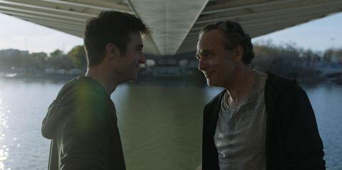 Pol Monen y Jose Coronado en 'Tu hijo'