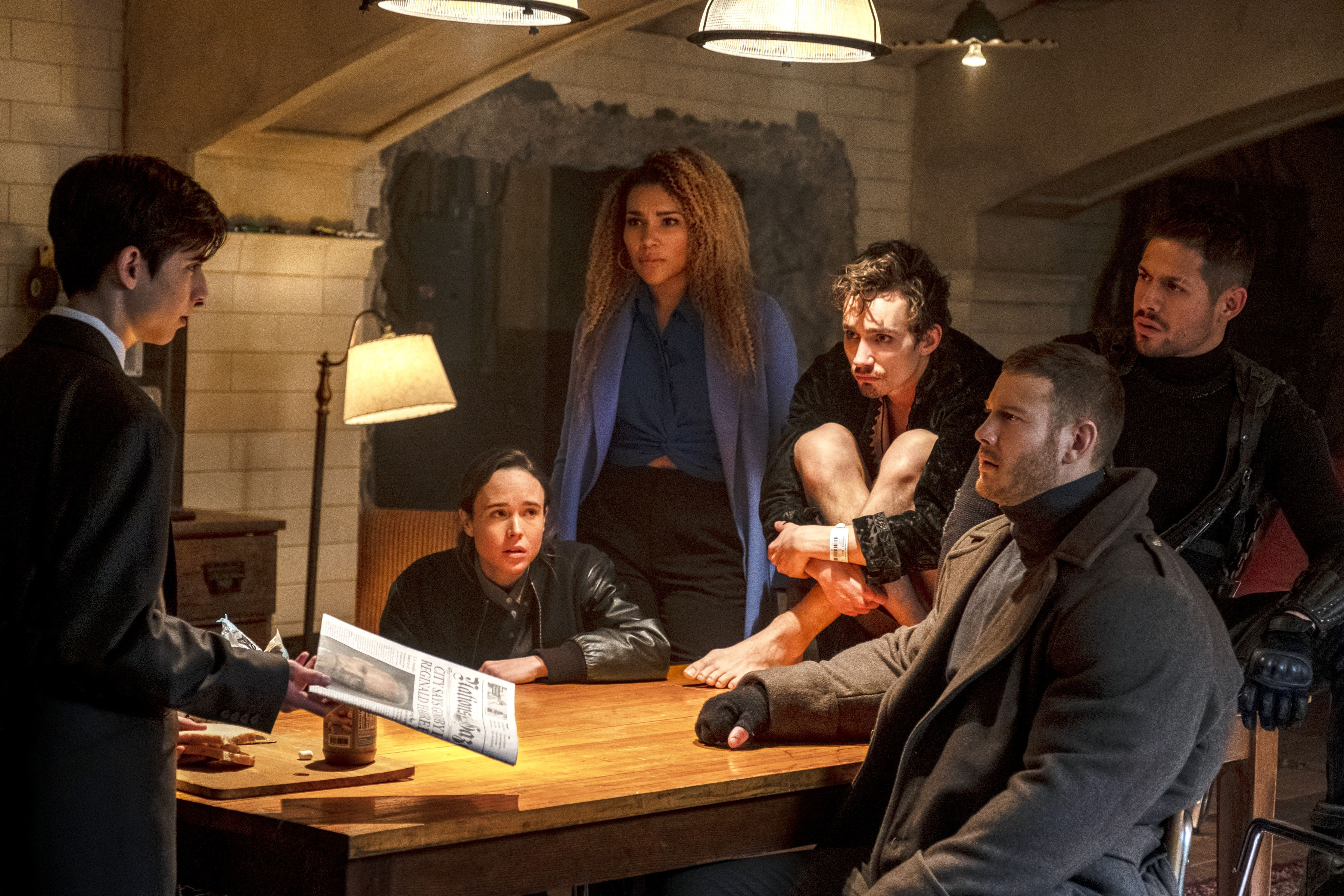 Questions After The Umbrella Academy Season 1 Finale Umbrella Academy Answers In Season 2