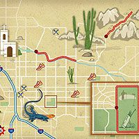Media: On The Road: Tucson, Arizona