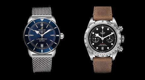 Why Breitling and Tudor have teamed up to trade movements