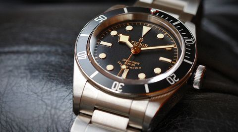Presenting the Tudor Heritage Black Bay