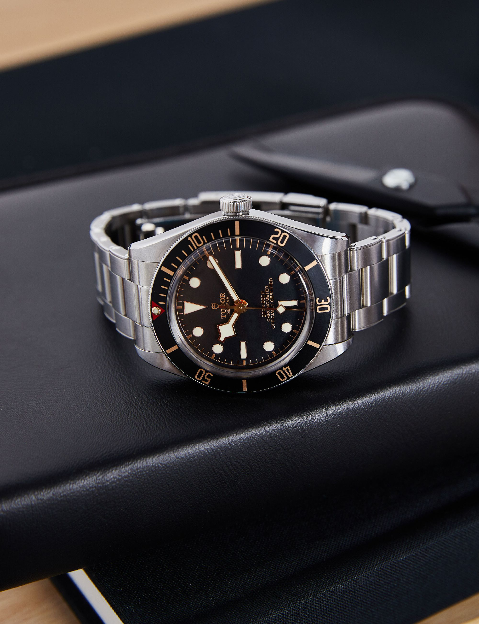 The Tudor Black Bay Fifty-Eight Is the Watch I Hope to Give to My Kid One Day