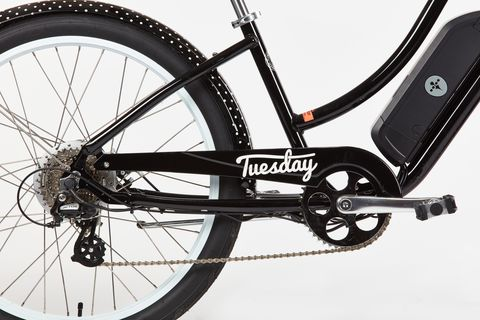 Tuesday Cycles August Live! LS e-bike