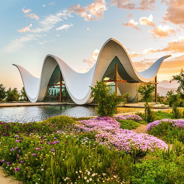 世界 チャペル 礼拝堂 教会 聖堂 建築 美しい モダン