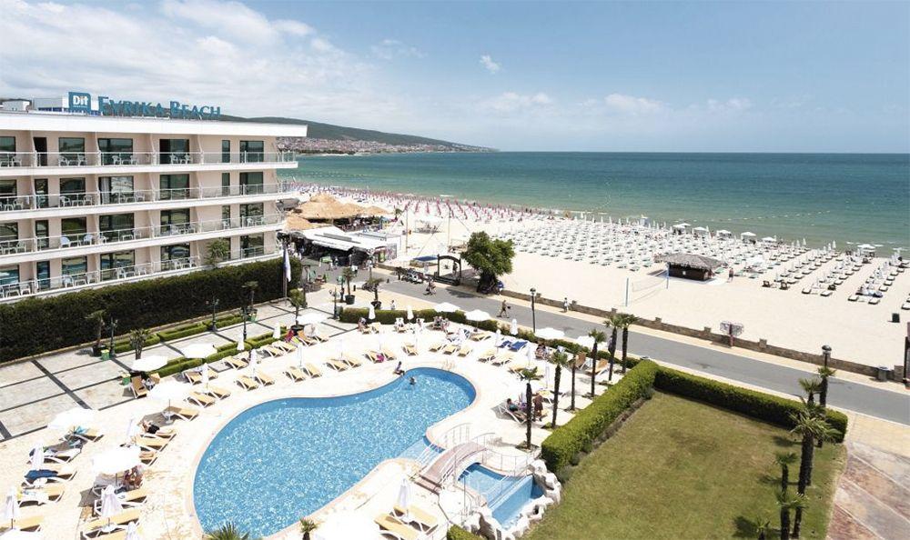 evrika beach club sunny beach