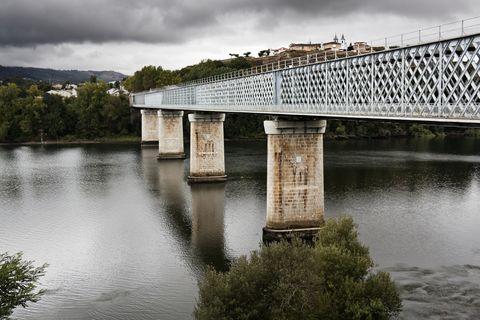 Río Miño. Triatlón desaparecido.