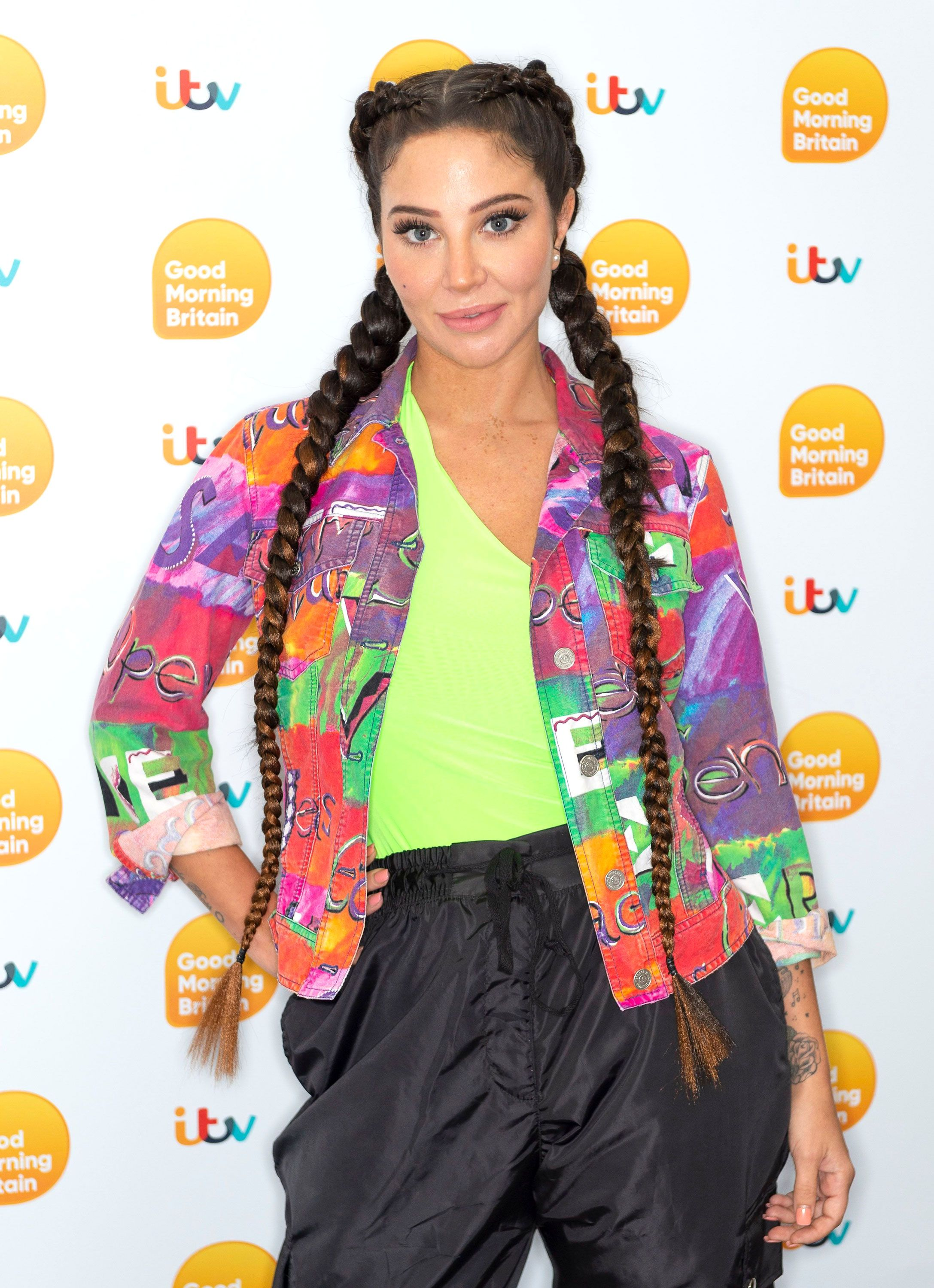 Former X Factor judge Tulisa explains why she took a break from the spotlight