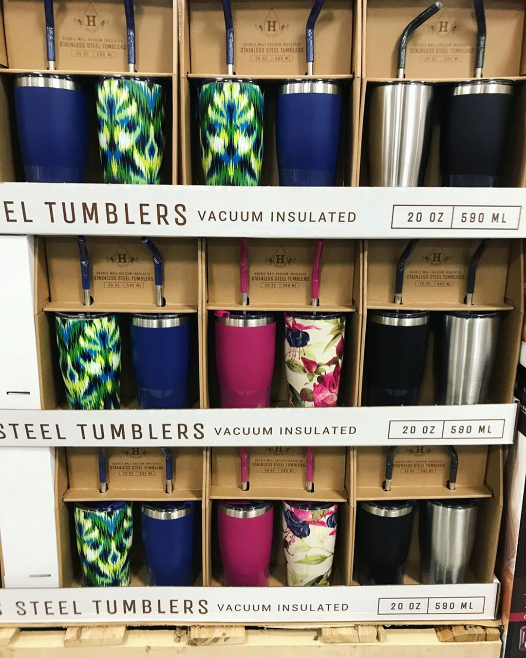 Sam's Club Is Selling A Set Of Tumblers To Help You Drink More Water In The New Year