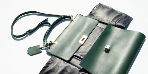 Product, Bag, Metal, Material property, Shoulder bag, Steel, Silver, Leather, Musical instrument accessory, Strap,