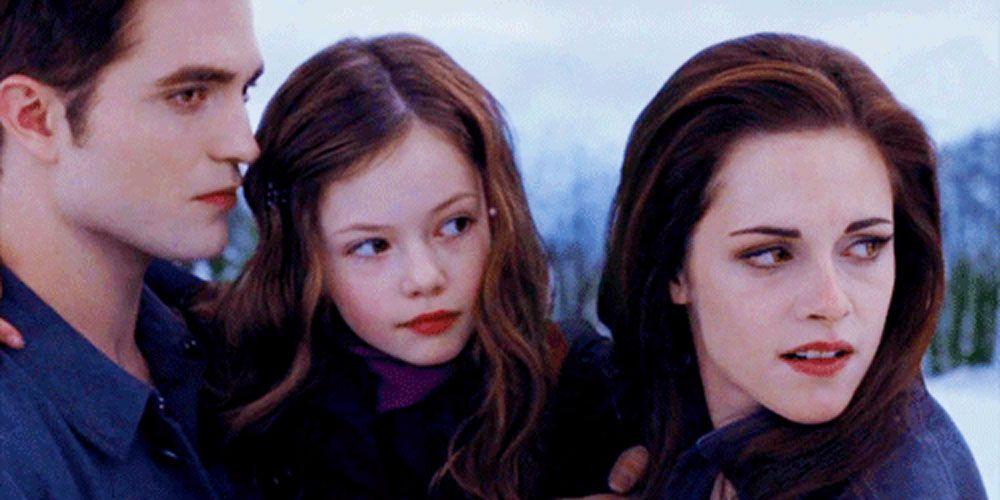 Kristen Stewart Reunited With Her Grown Up 'Twilight