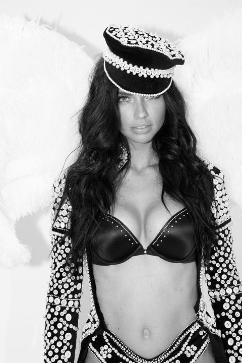 Adriana Lima Gets Candid About Her Diet And Workout Routine