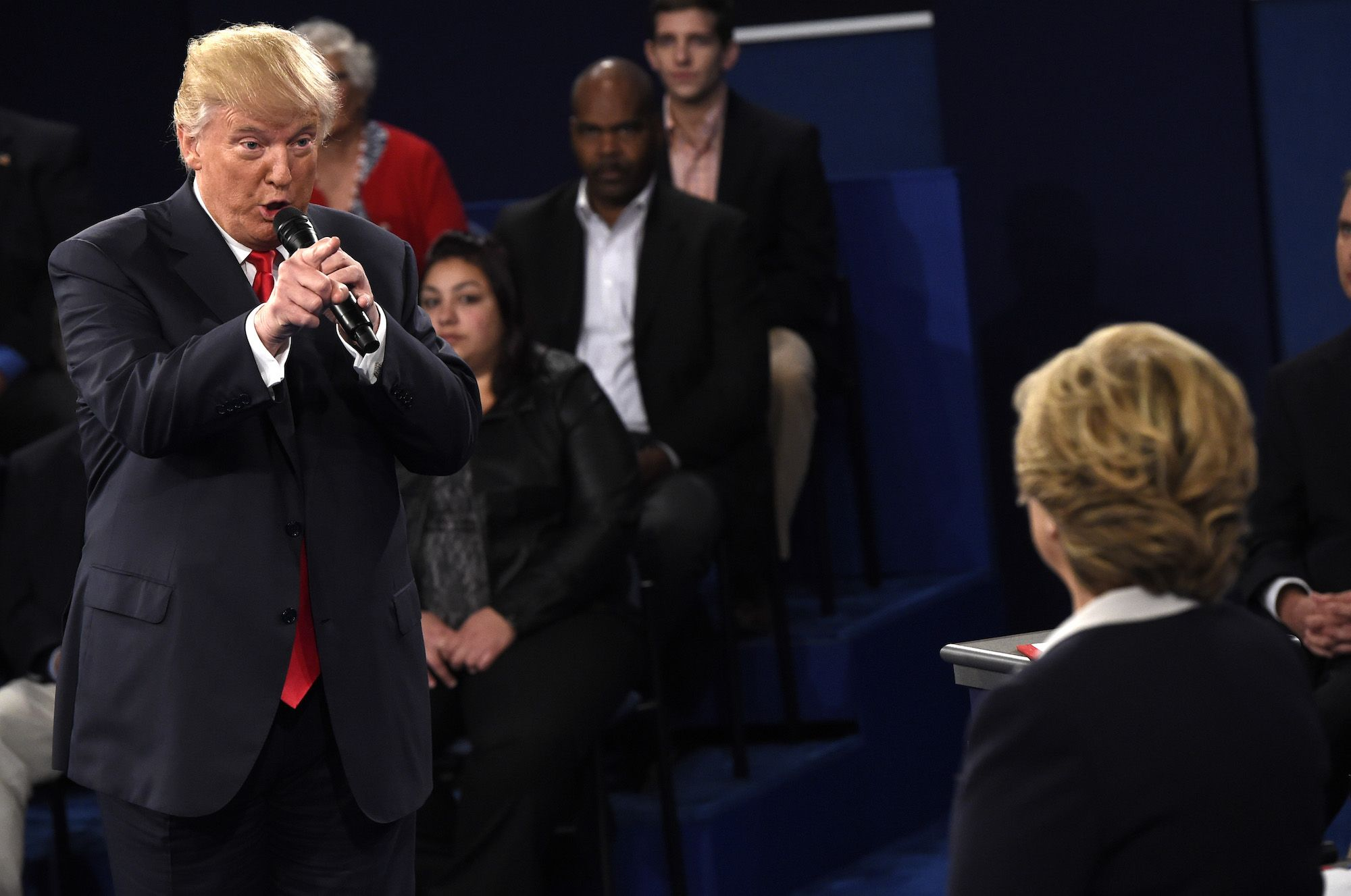Trump Survived the Access Hollywood Tape By Serving the Right What It Couldn't Pass Up