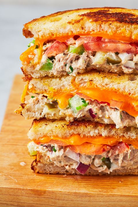 Tuna Melt - Delish.com