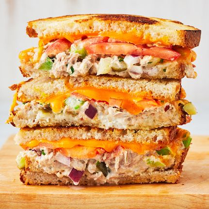 Best-Ever Tuna Melt
