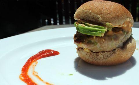 Serve Up Spicy Tuna Sliders