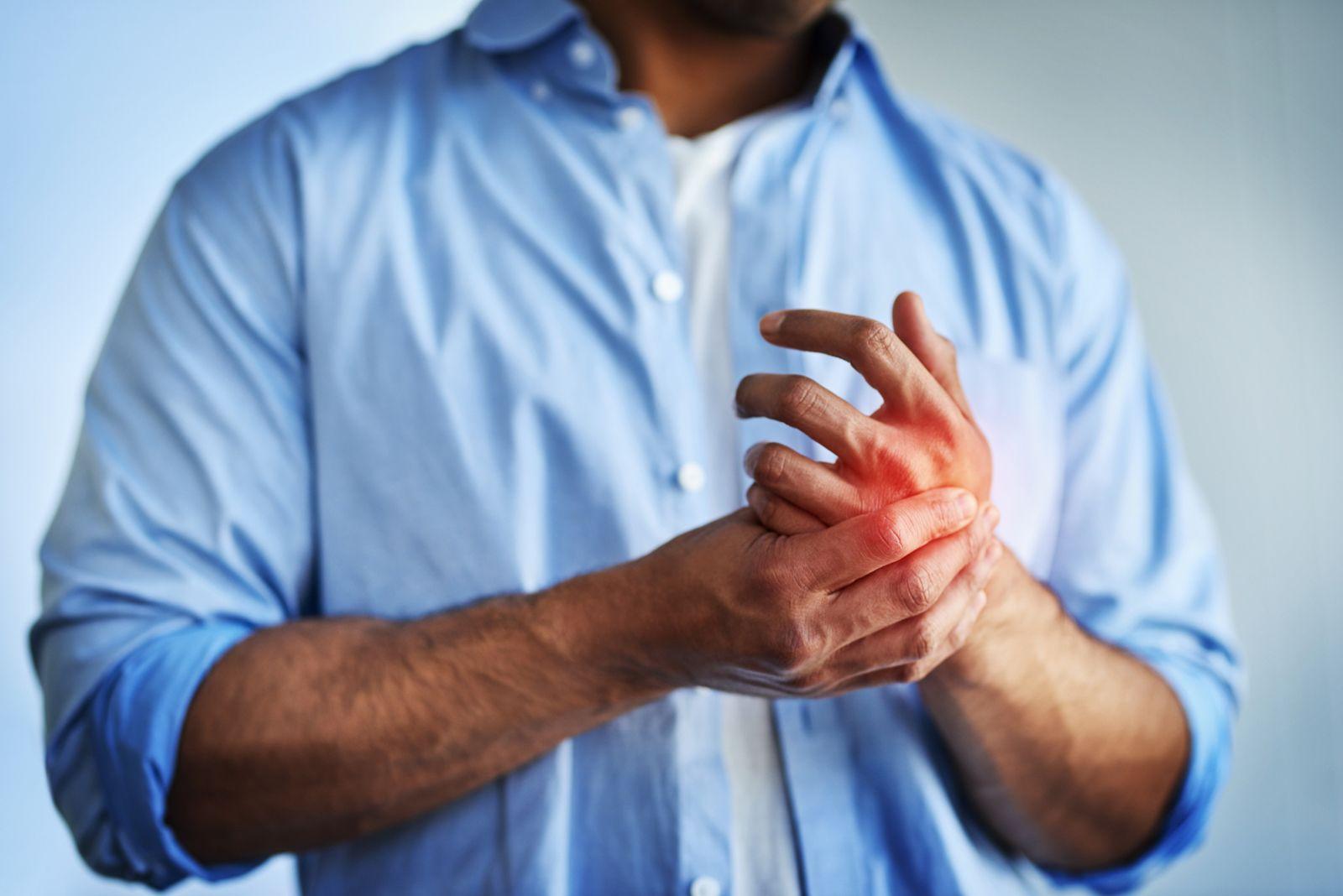dolor en el antebrazo por levantar pesas