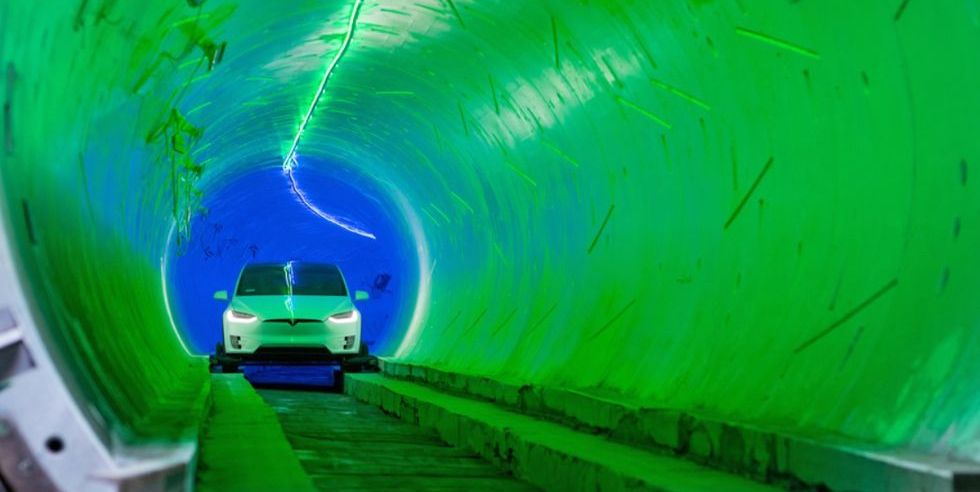 Elon Musk picked another city to tunnel under