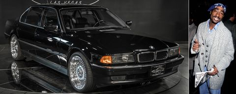 BMW Serie 7 Tupac