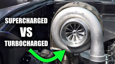 Turbochargers vs  Superchargers - Which Form of Forced Induction Is