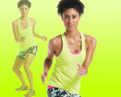 The 15-Minute Turbocharged Slim-Down Workout
