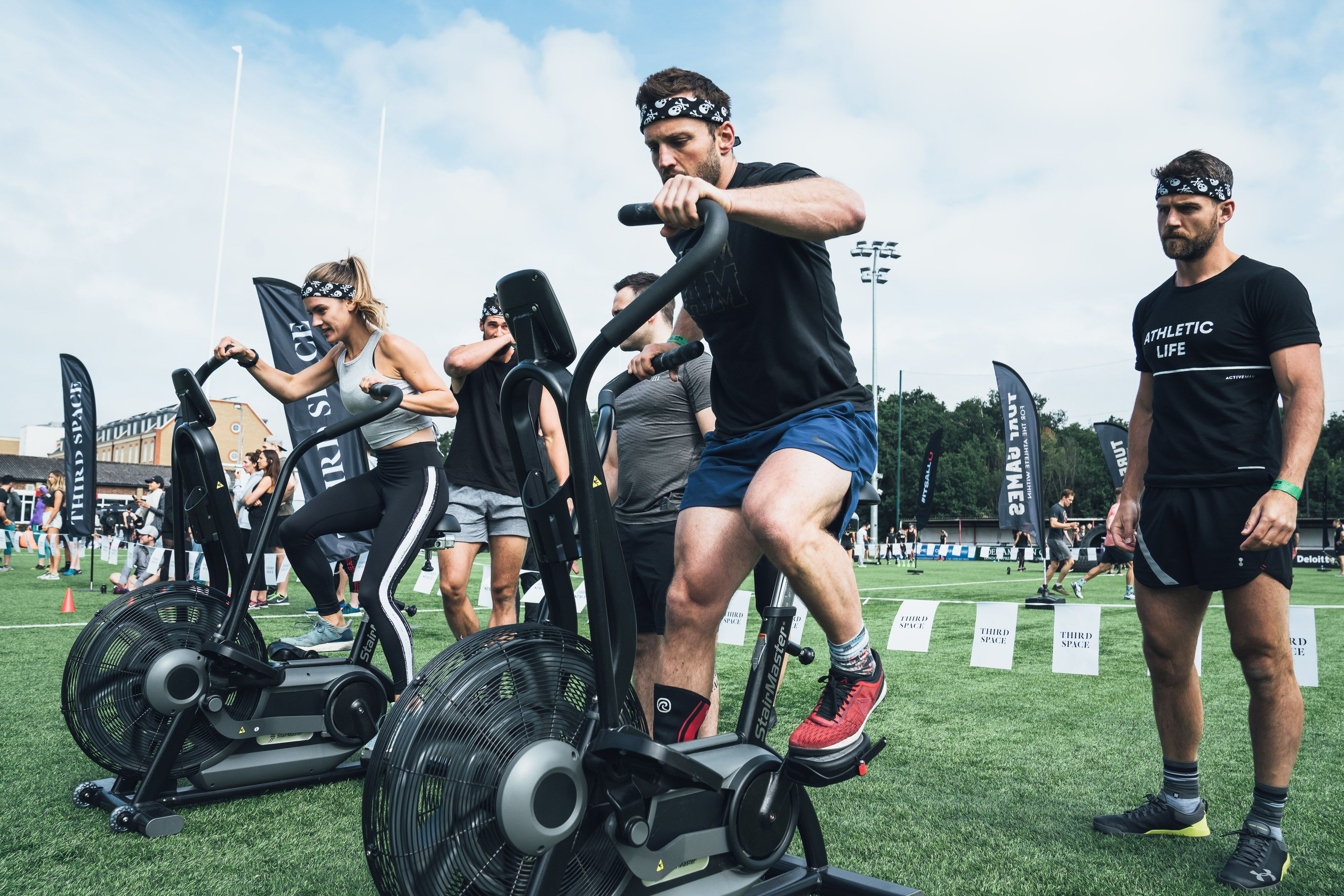 Men's Health Readers Get 50% off Spectator Tickets to the Under Armour Turf Games