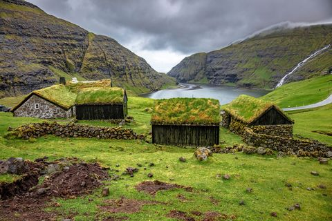 Go off the beaten track with Country Living in the Faroe Islands