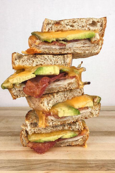 best dating club sandwich recipes nz