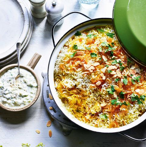 best one pot meal recipes turkey biryani