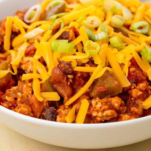 turkey chili delish