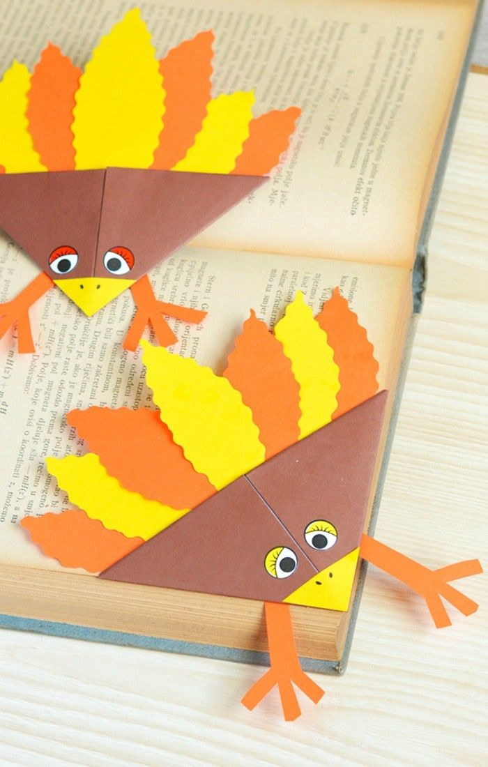 40 fun thanksgiving crafts for kids easy diy ideas to make for
