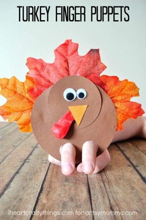 20 Easy Turkey Crafts For Kids Best Turkey Crafts For Thanksgiving