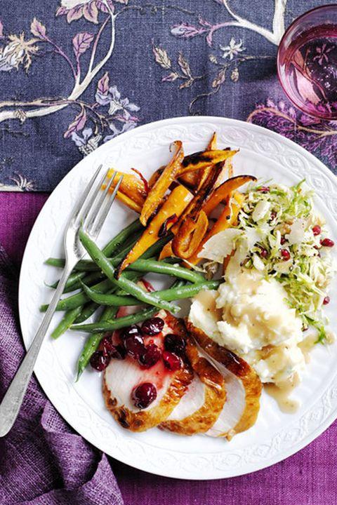 turkey recipes herb roasted turkey breast