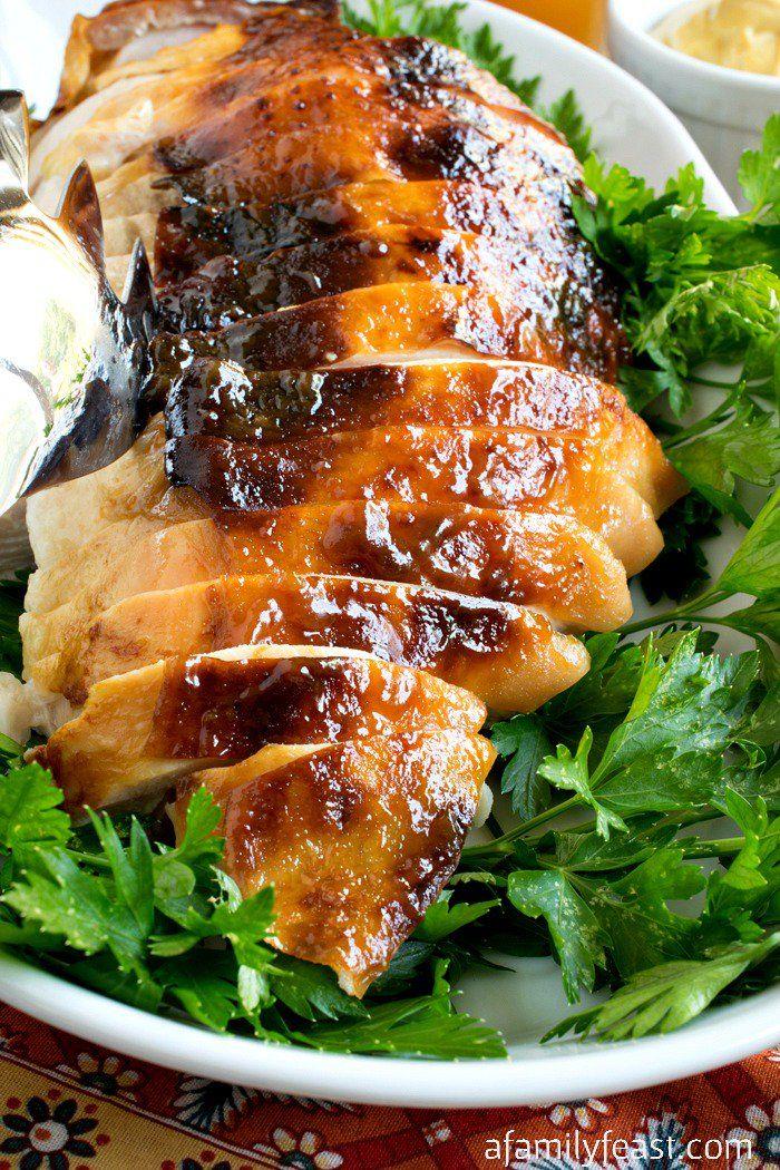 turkey recipes maple