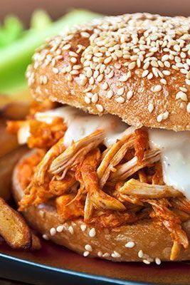 turkey sandwich buffalo turkey sandwich