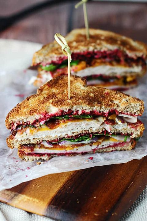 35 Best Leftover Turkey Sandwich Recipes What To Make With Leftover Turkey