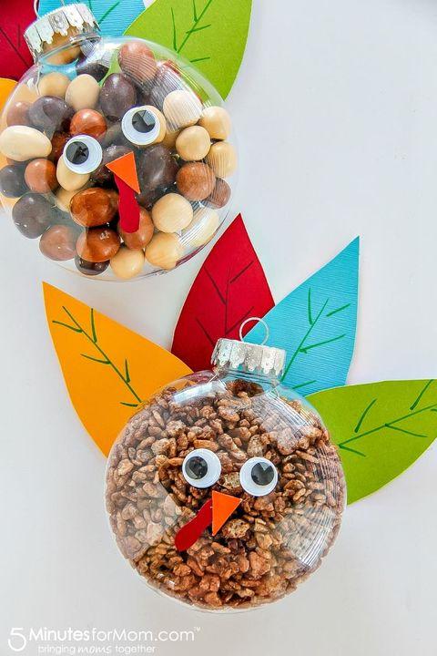 turkey crafts treats