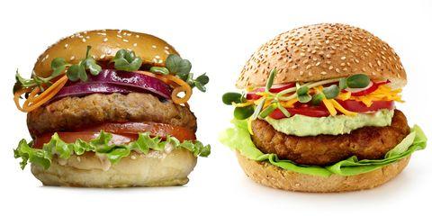 turkey veggie burger