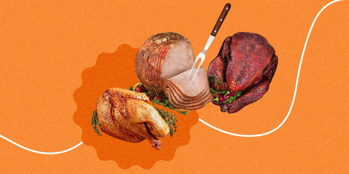 You Can Order Your Thanksgiving Turkey Online—Here Are The Best Spots