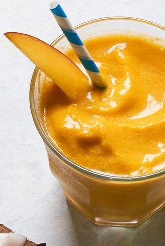 turmeric mango smoothie