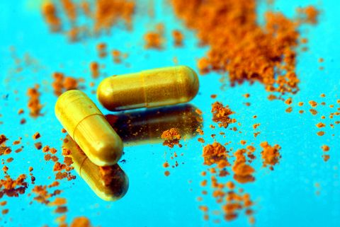 Turmeric Supplements Linked To Liver Damage