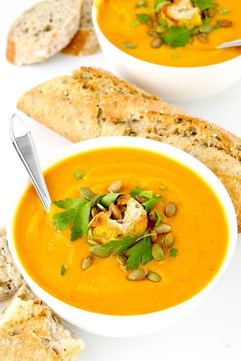 turmeric sweet potato pumpkin soup recipe