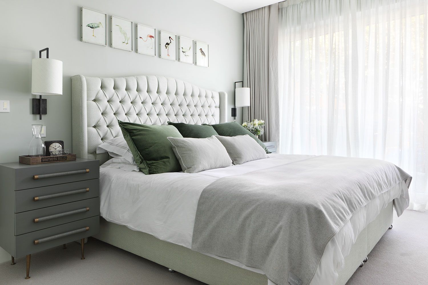 9 Green Bedroom Design Ideas for a Fresh Upgrade