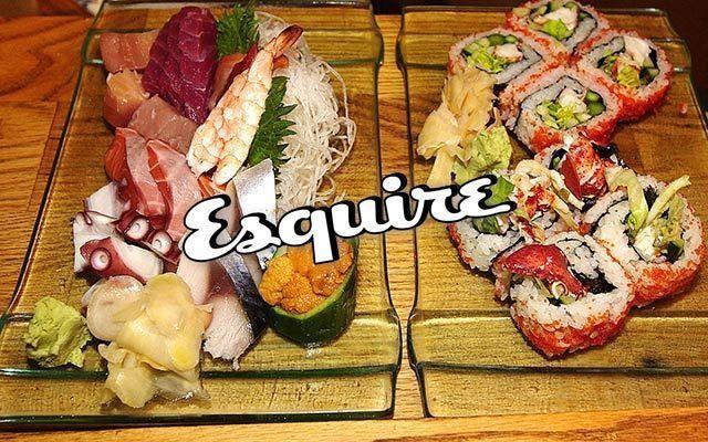 わさび, 刺身, 食事, 寿司, ライフスタイル, カルチャー, エスクァイア, esquire