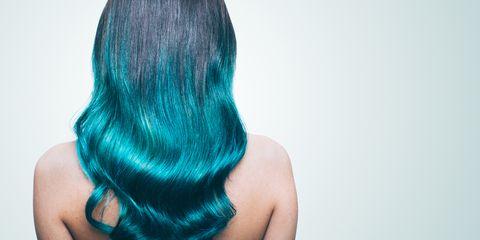 12 Mermaid Hair Color Ideas Amazing Mermaid Hairstyles For