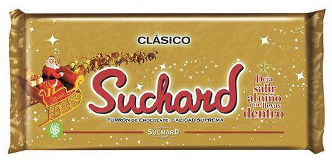Turrón de chocolate Suchard
