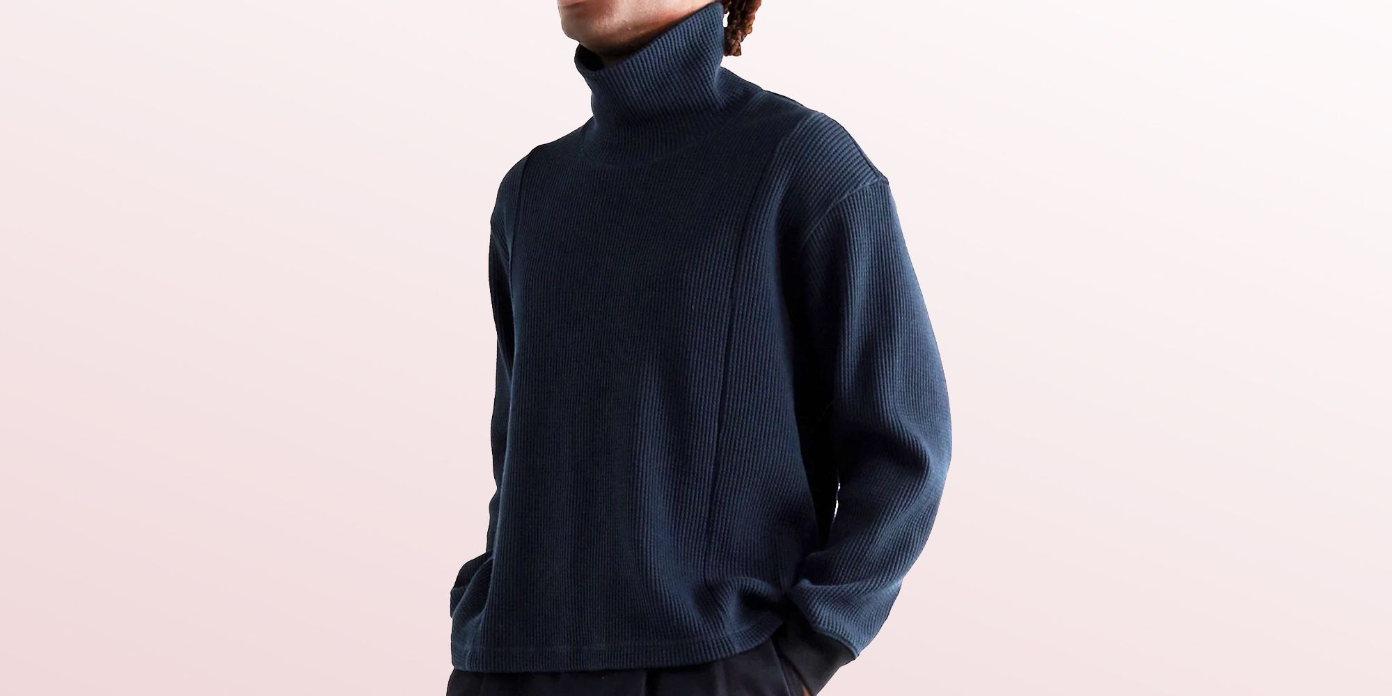 16 Best Men's Turtleneck Sweaters Winter 2020 Fashionable